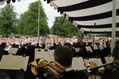 Göteborgs Symfoniker i Slottsskogen