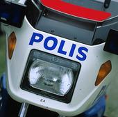 Polismotorcykel