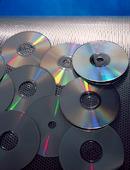 CD-skivor