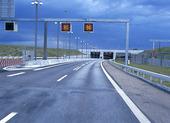 Tunnel vid Öresundsbron, Skåne