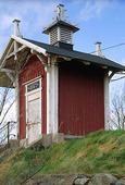 Vattentorn i Kungsbacka, Halland