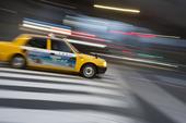 Taxibil i Tokyo, Japan