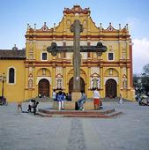 Katedralen i San Cristobal, Mexico