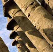 Karnaktemplet in Luxor, Egypt