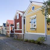 Gamla Gefle i Gävle, Gästrikland