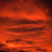 Storms Himmel