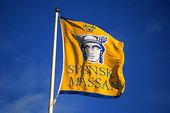 Flagga Svenska Mässan, Göteborg