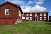 Lökagården, Alfta, Hälsingland
