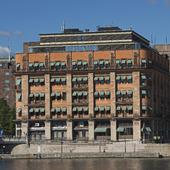 Centralpalatset, Stockholm
