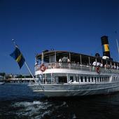 Waxholmsbåt, Stockholm