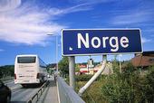 Riksgränsen mellan Norge och Sverige