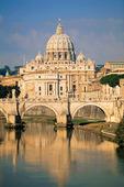 Peterskyrkan i Rom, Italien