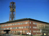 Kiruna Stadshus, Lappland