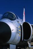 Militärflygplan, Viggen