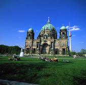 Domkyrkan i Berlin, Tyskland