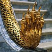 Grand Palace i Bangkok, Thailand