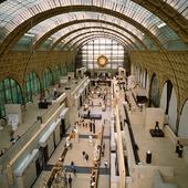 Musé de Orsay i Paris, Frankrike