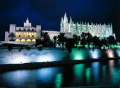 Katedral La Seo i Palma, Spanien