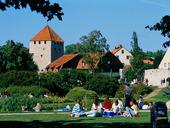 Almedalen i Visby, Gotland