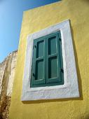 Fönster, Grekland