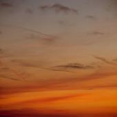 Skymningshimmel