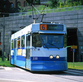 Spårvagn, Göteborg