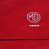 Bilmärke MG