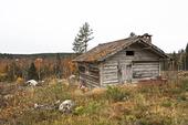 Fäbodar i Ljusnäs, Dalarna