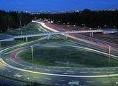 Motorväg E4:an, Stockholm