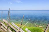 Sommardag vid havet