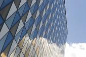 Karolinska institutets aula i Solna, Stockholm