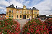 Linköpings Järnvägsstation, Östergötland