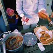 Korv och bröd
