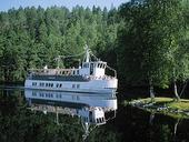 Dalslands kanal, Dalsland