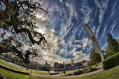 Picassoparken i Halmstad, Halland