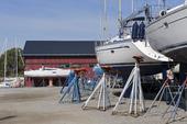 Vårrustning av fritidsbåtar