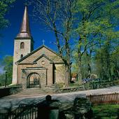 Medelplana Kyrka, Västergötland