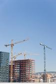 Byggnadskranar
