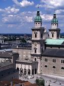 Domkyrkan i Salzburg, Österrike