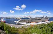 Kryssningsfartyg, Stockholm