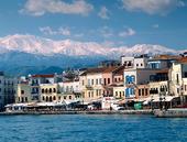 Chania på Kreta, Grekland