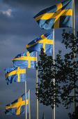Svenska flaggor