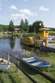 Färja vid Högsäter, Värmland