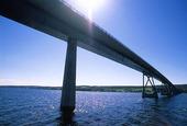 Vallsundsbron i Östersund, Jämtland