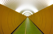Brunkebergstunneln i Stockholm