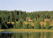 Hus vid sjö, Dalsland