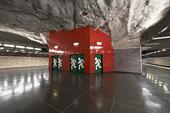 Universitetet tunnelbanestation, Stockholm
