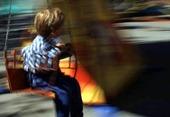 Barn i karusell