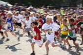 Stockholm maraton för barn