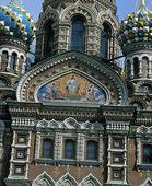 Katedral i St Petersburg, Ryssland